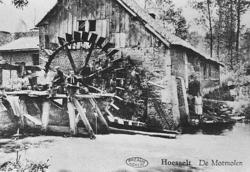 Motmolen, eerste helft 20ste eeuw